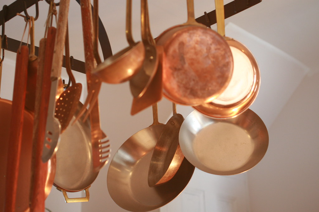 Image result for copper pot