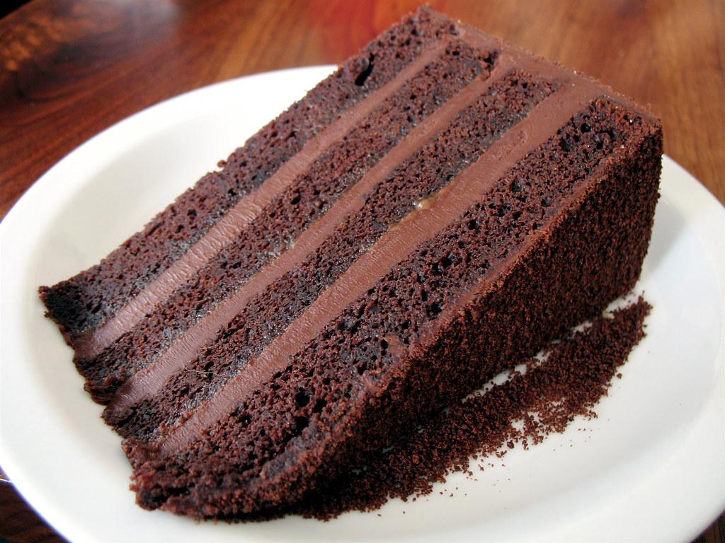 Jennifer S Chocolate Cake