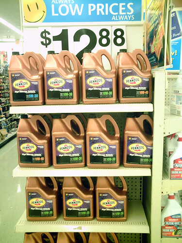 Motor oil | by Clean Wal-Mart