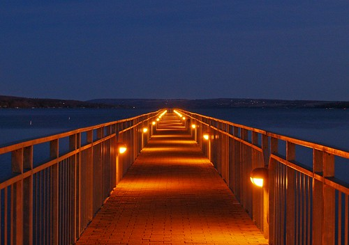 Night on the Pier | by Matt Champlin