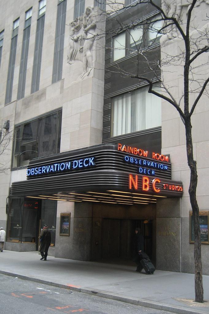 nbc radio_NYC - Rockefeller Center: NBC Studios | Located at 30 Rockef… | Flickr