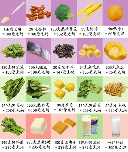 High Calcium Food For Bones