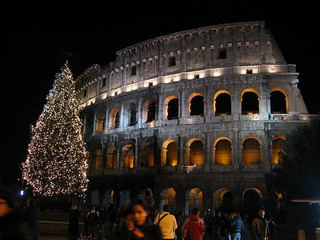 Christmas in Rome | by Victoria Reay