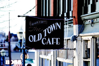 old town cafe | by bellyface