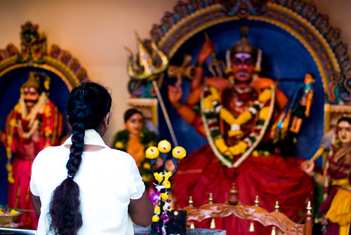 Hindu Temple Praying | meder | Flickr
