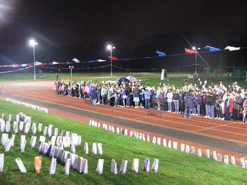 Candle of Hope Ceremony | by Harrow Relay