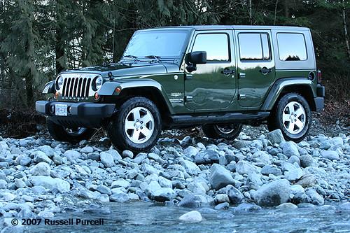 Charming ... 2007 Jeep Wrangler Sahara 4 Door | By Auto Exposure Canada
