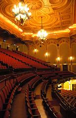 Orpheum Theater In Los Angeles Interior Second Floor Seati Flickr