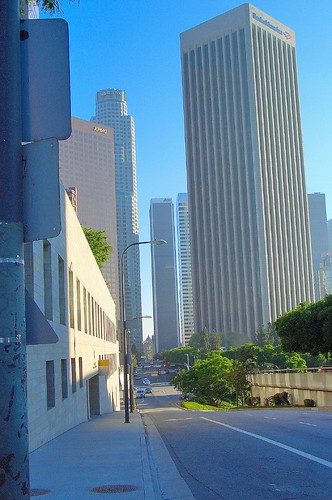 Downtown Los Angeles | by faxao