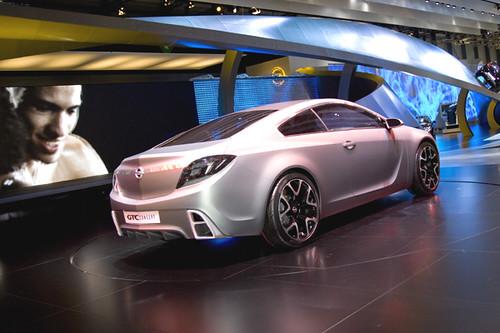 Opelvauxhall Gtc Concept The Striking Opel Gtc Gran Turi Flickr