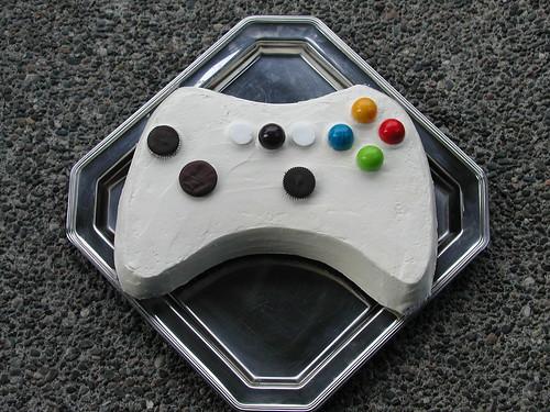 Xbox  Cake Images