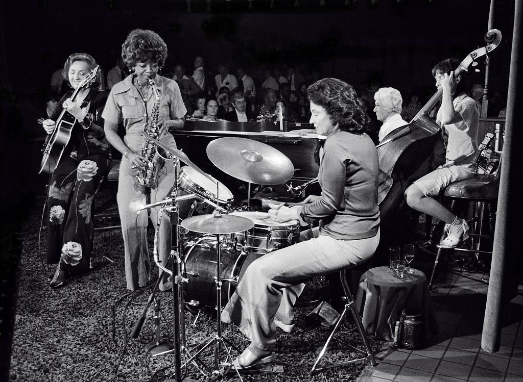 Mary Osborne, Vi Redd, Dottie Dodgion, Marian McPartland &… | Flickr