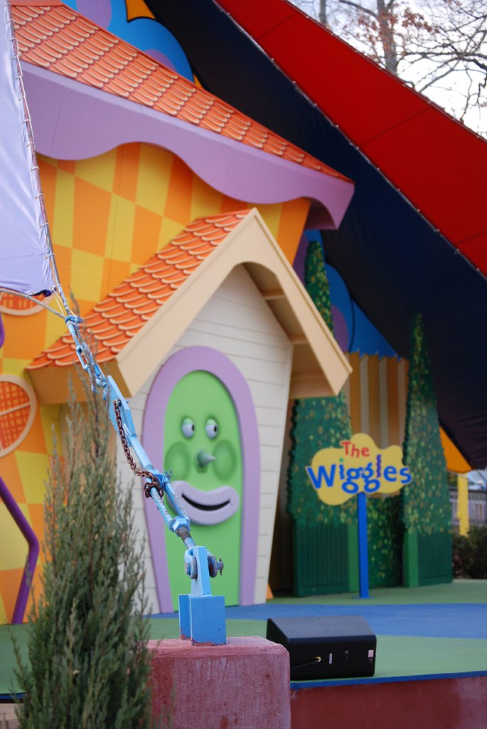 The Wiggles House Ocean County Six Flags Great Make Your Own Beautiful  HD Wallpapers, Images Over 1000+ [ralydesign.ml]
