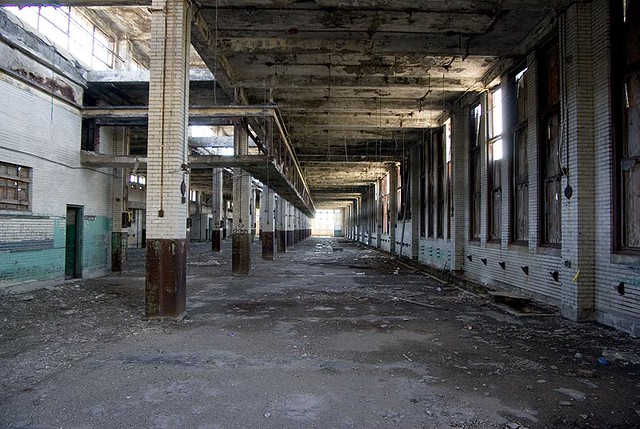 Freight Transfer Building Interior Stephen Gardiner Flickr
