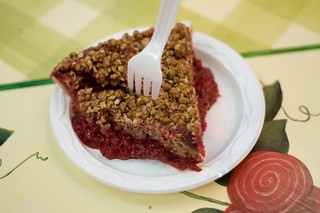 raspberry crumb | by paul goyette