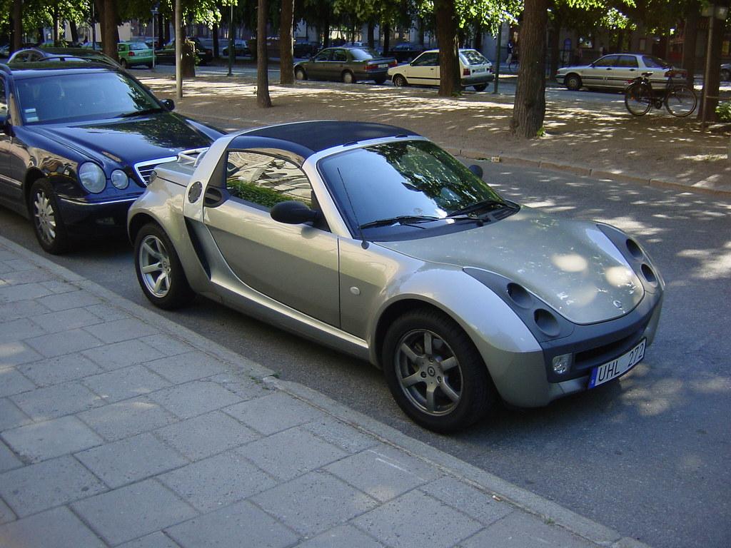 Smart Car Sports Car