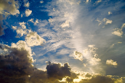 Clouds | by elkost