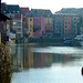 A view on Kuiperskaai Gent