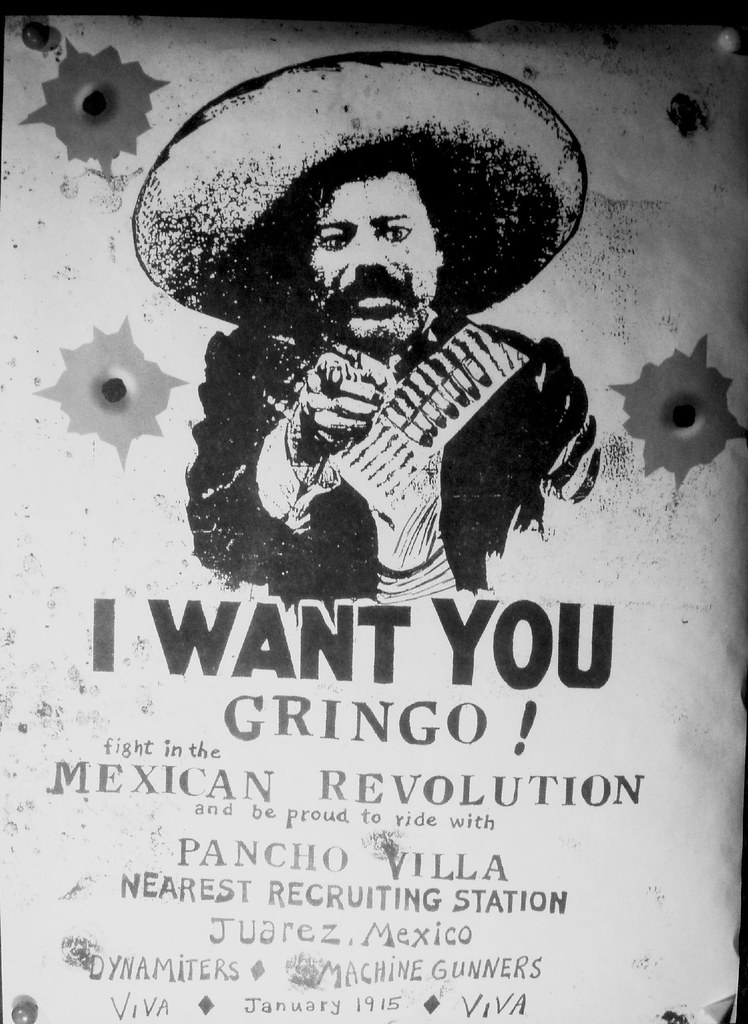 Poster Found In Arizona.