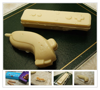 Chocolate Wii Controller | by Balakov