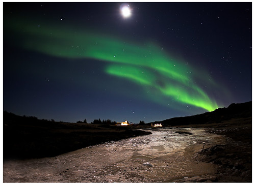 Frosty night at Þingvellir | by Arnar Valdimarsson