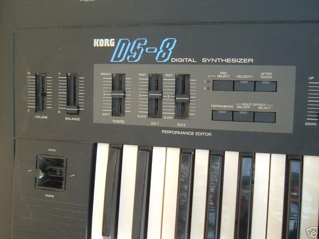 KORG DS-8