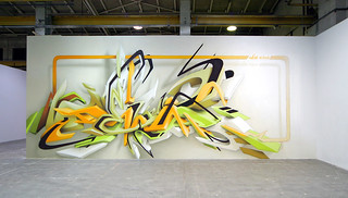 Daim: DEIM / 3D Graffiti at its best. | by CBS_Fan
