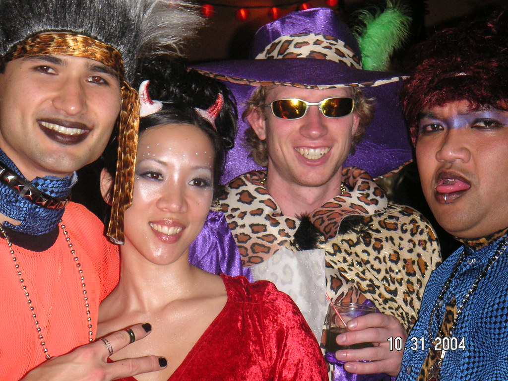 halloween 2004 | mike, angie, bj, and i | dave | flickr