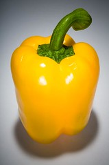 yellow pepper | by Swansea Photographer