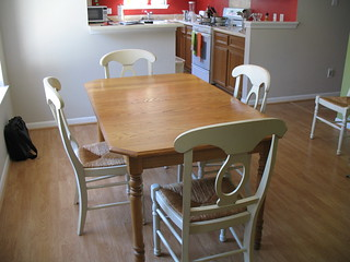 Kitchen Table Oak Express