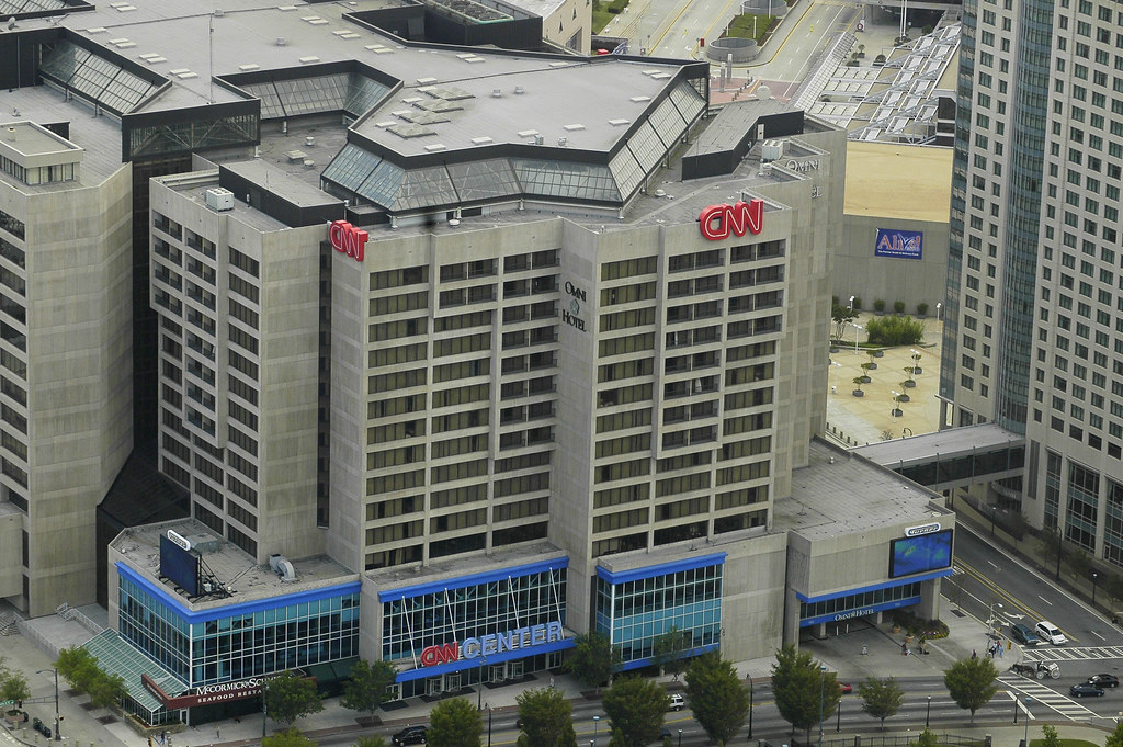 The Cnn Center Hotel