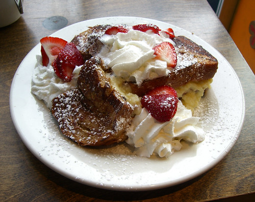 Stuffed French Toast (Ear Wax Cafe) | by Kim Scarborough