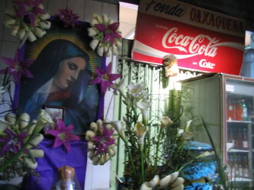 Sanchez Pascuas Market, Oaxaca