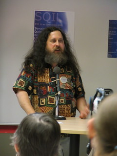 Richard Stallman | by François @ Edito.qc.ca