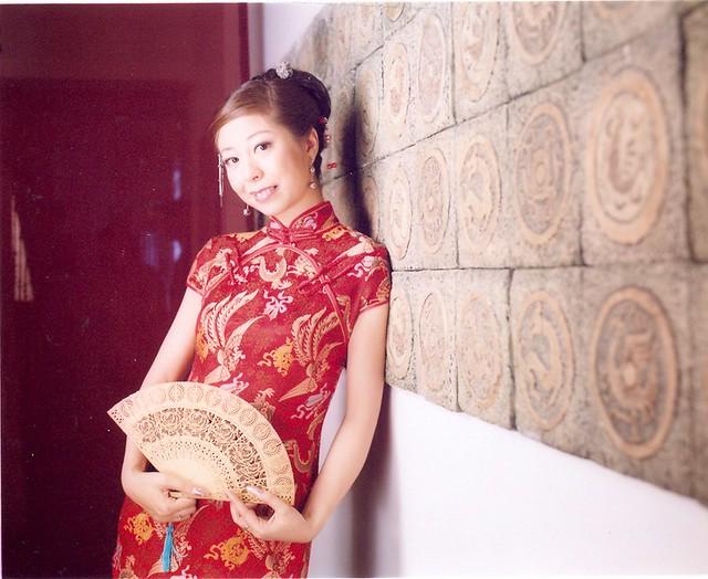 cinese passione tradizionale Abito Cina per qOAn5f