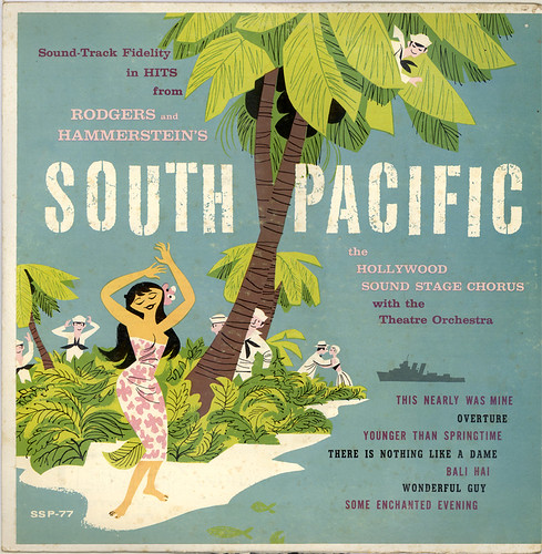 South Pacific LP | by wardomatic