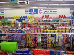 99 Cent Store Gursky RE-DO. | by cardhouse