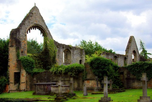 minster ruins | by SimonL