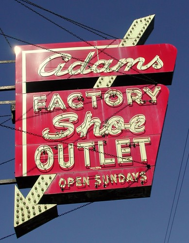 Factory Outlet Shoe Shop Rothwell
