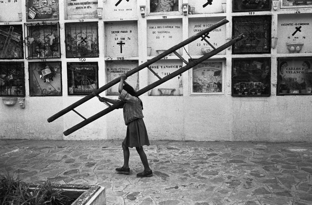 Gravekeeper, Quito, Ecuador, 82 | by Marcelo  Montecino