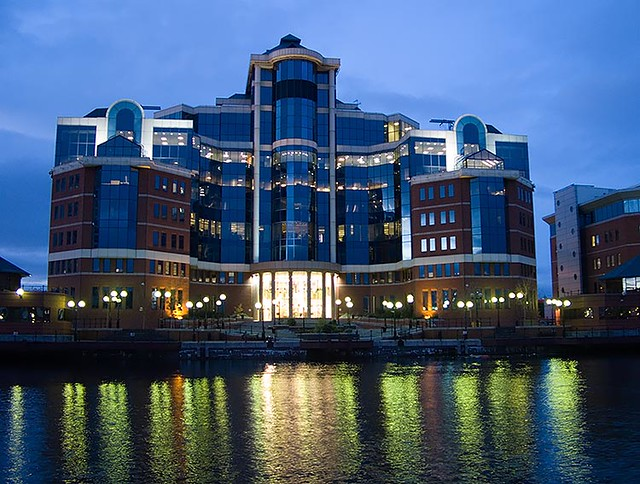 Victoria Building Salford Quays Flickr Photo Sharing