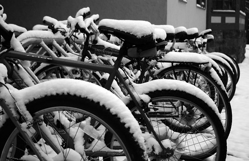 wheely snowy | by photo synthesis