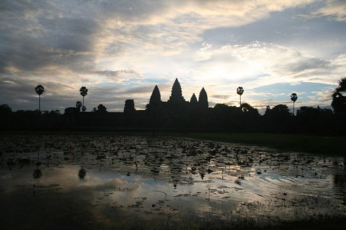 Sunrise, Angkor Wat | by Monkey and Piggy