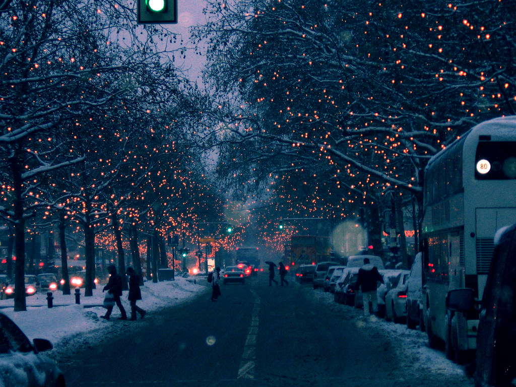 ... Christmas Lights In Berlin | By Ashkey