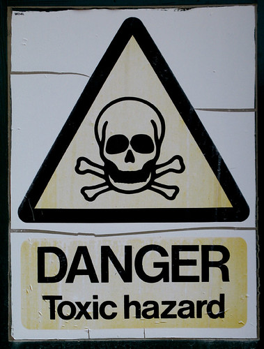 Toxic Hazard | by eek the cat