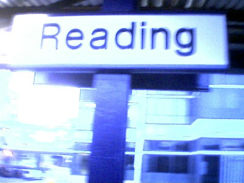 Welcome to Reading | by Emilicon Ashton