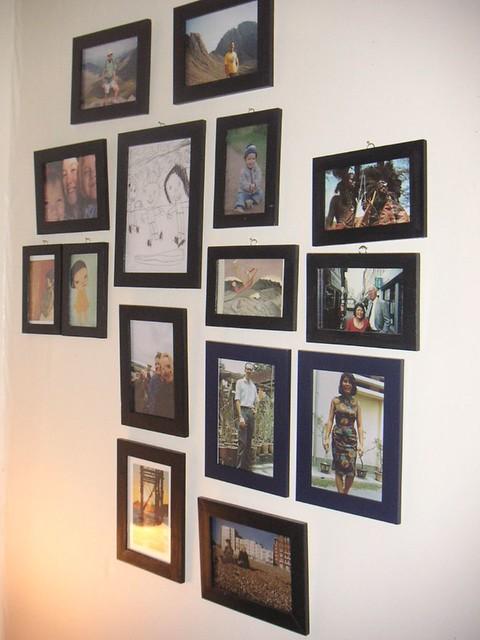 Living Room Frames