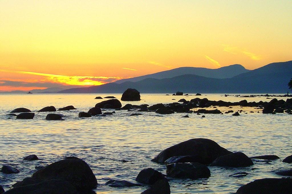 Beautiful British Columbia  Wreck Beach, Vancouver -6413