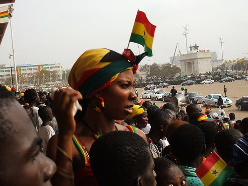 Ghana's 50th Independence Anniversary national parade. (Golden Jubilee) | by nova3web