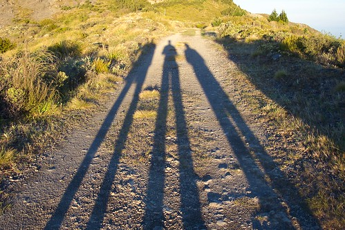 Shadows. Mine and Yours. | by mark.lincoln.photo